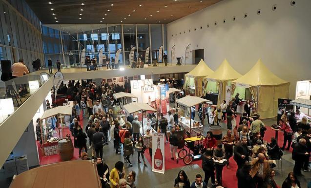 Exhibition at Palma's Palacio de Congresos