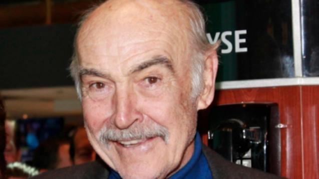 Sir Sean Connery.