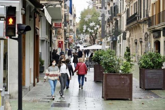 Calle Oms, Palma.