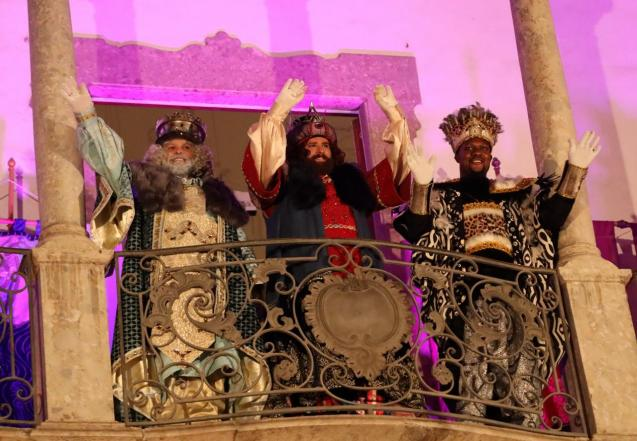 The big festive event on TV in Palma this year
