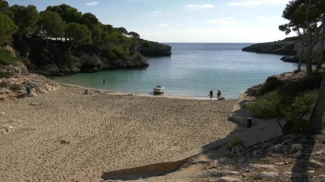 Cala Esmeralda, Cala d'Or, Mallorca