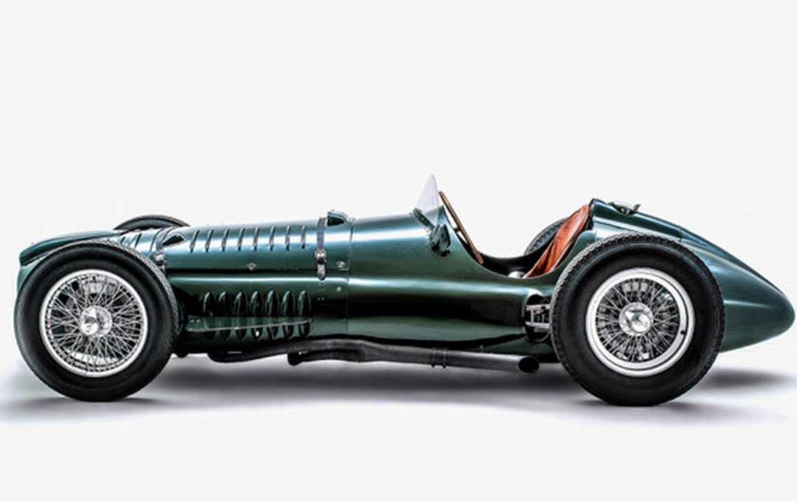 BRM Type 15 renacimiento del F1 de los años 50 con V16 de 591 CV