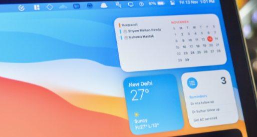 Cómo agregar, personalizar y usar widgets en Mac