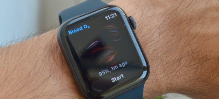 Cómo deshabilitar el monitoreo de oxígeno en sangre en Apple Watch