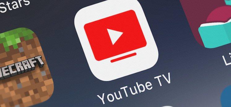Cómo grabar programas y películas en YouTube TV