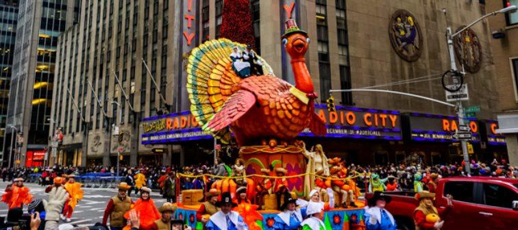 Cómo transmitir el desfile del Día de Acción de Gracias de Macy's