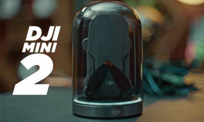 DJI Mini 2 viene oficialmente como un nuevo dron que es fácil de llevar a cualquier lugar