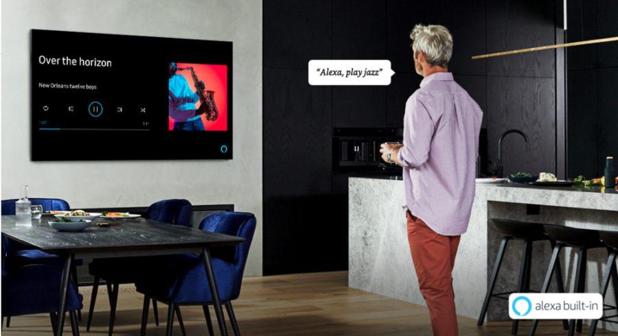El Asistente de Google se dirige a los televisores inteligentes Samsung
