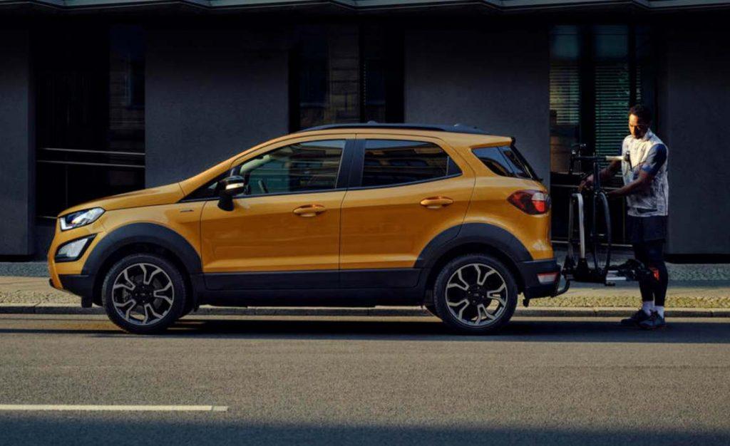 El nuevo Ford Ecosport Active trae un estilo todoterreno desde £ 21,645