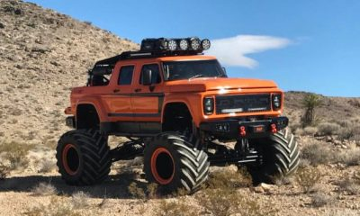 Heroicos coches personalizados de SEMA360 2020