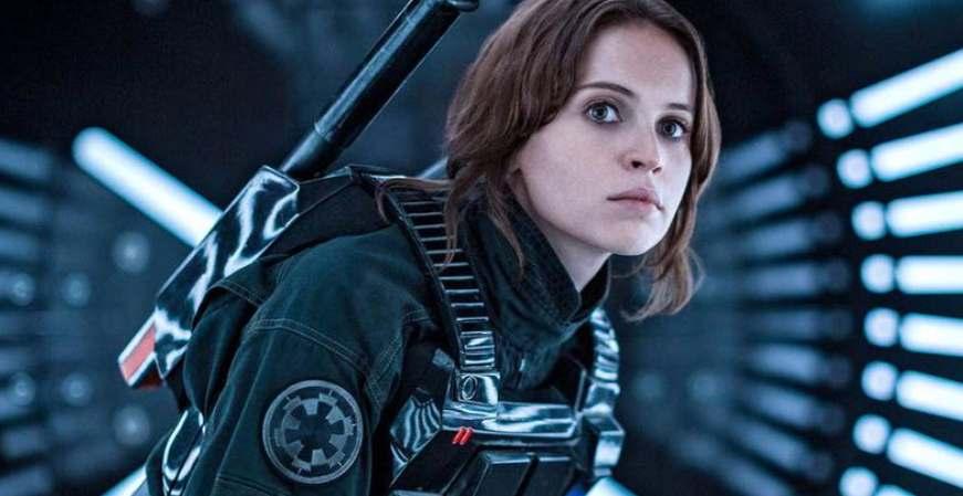 Jyn Erso tiene asuntos pendientes por reclamar la estrella de Rogue One, Felicity Jones