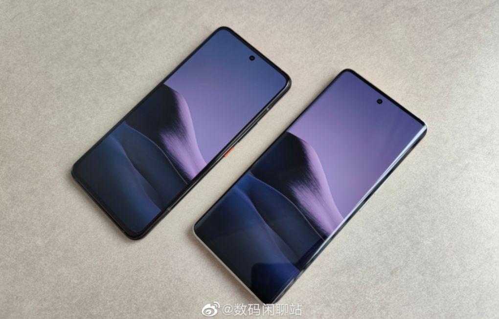 Mi 11 Pro y Xiaomi Mi 11 en la primera foto