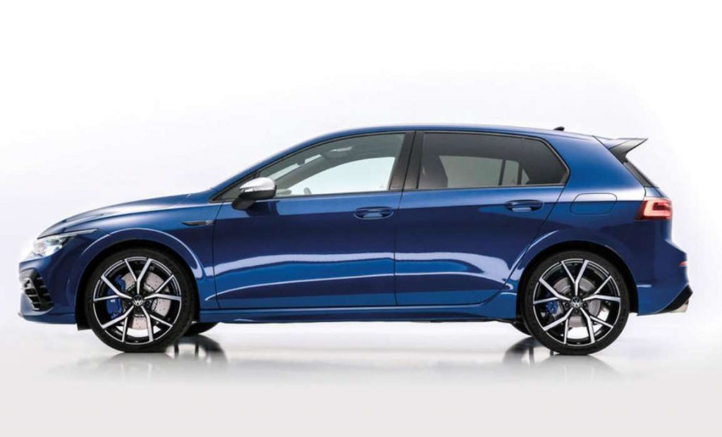 Nuevo Volkswagen Golf R aterriza con 316bhp, manejo mejorado