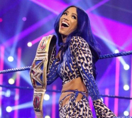 Sasha Banks recuerda haberse encontrado a sí misma durante la pausa de la WWE en 2019