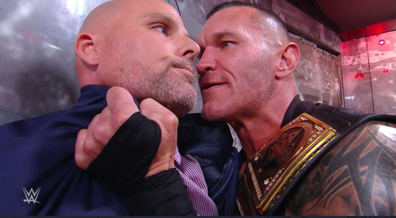 Se anuncian dos grandes luchas por el título para WWE Raw de la próxima semana