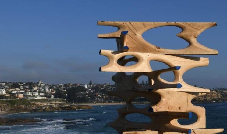Se pospone la escultura junto al mar de Sydney