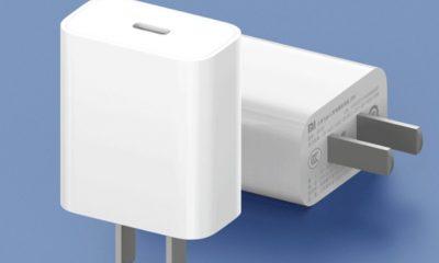 Xiaomi presenta un nuevo y rápido cargador USB C. Puedes usarlo para cargar tu iPhone 12