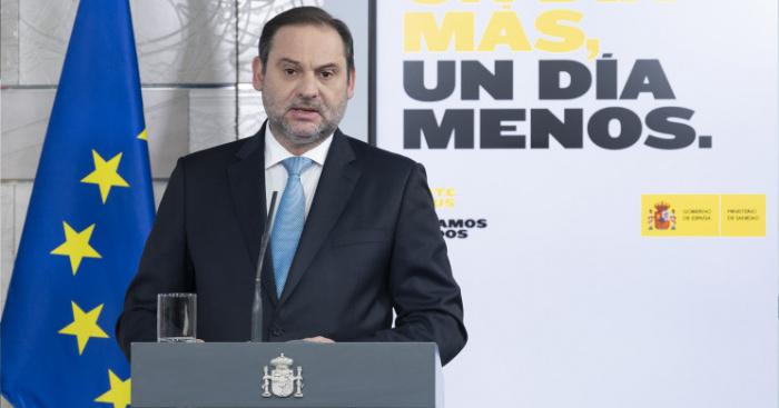 Spanish MP José Luis Ábalos / La Moncloa