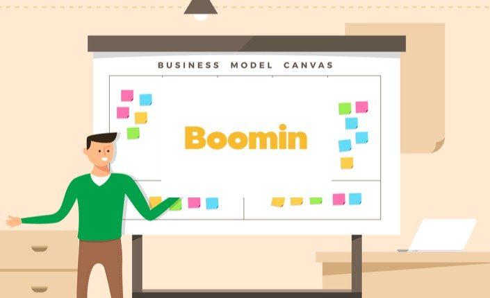 Modelo de negocio de Boomin
