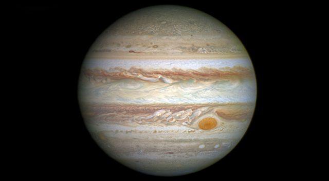 Jupiter high-resolution