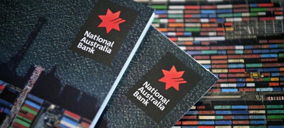 La utilidad neta de NAB cae más de un 45%