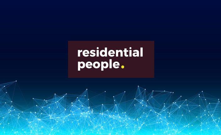 personas residenciales AI