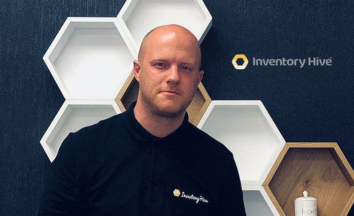 Richard Abbotts, director ejecutivo de Inventory Hive