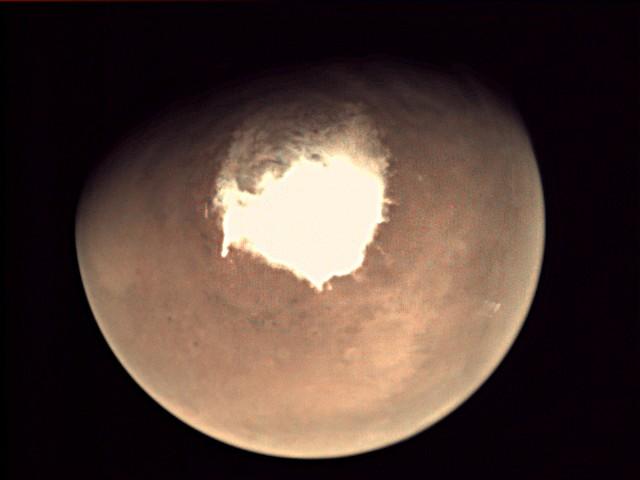 Chipre terreno de pruebas rocoso para Marte