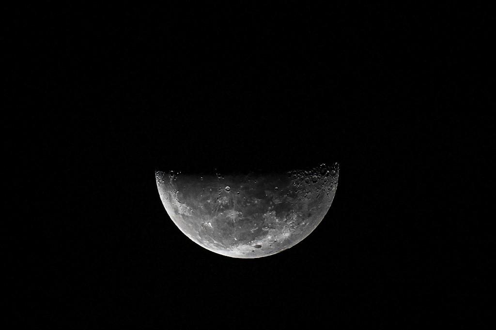 NASA compra polvo lunar por $ 1