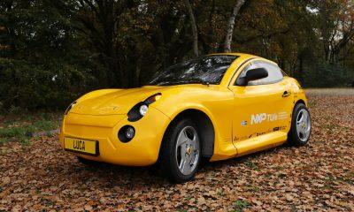No desperdiciar, no querer: estudiantes holandeses construyen un automóvil eléctrico a partir de material reciclado