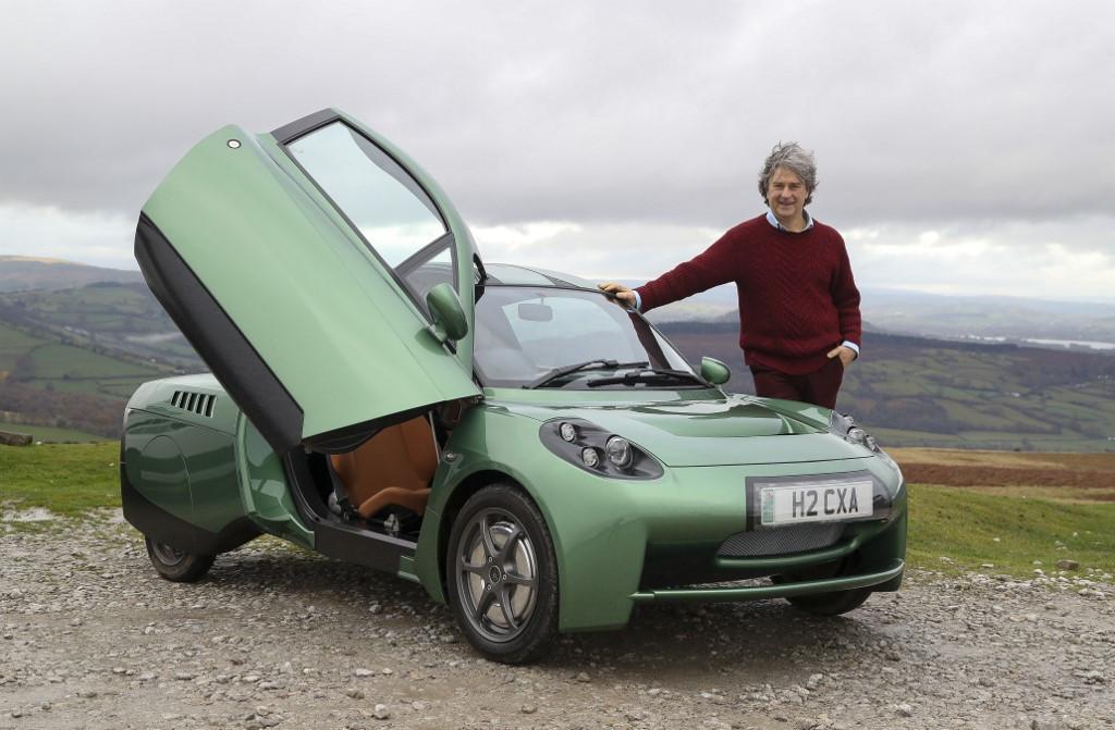 El único fabricante de automóviles de hidrógeno del Reino Unido apuesta por la revolución verde