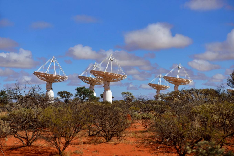 Telescopio australiano mapea el espacio profundo a una velocidad récord