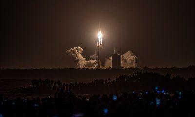Sonda china sale de la Luna para regresar a la Tierra