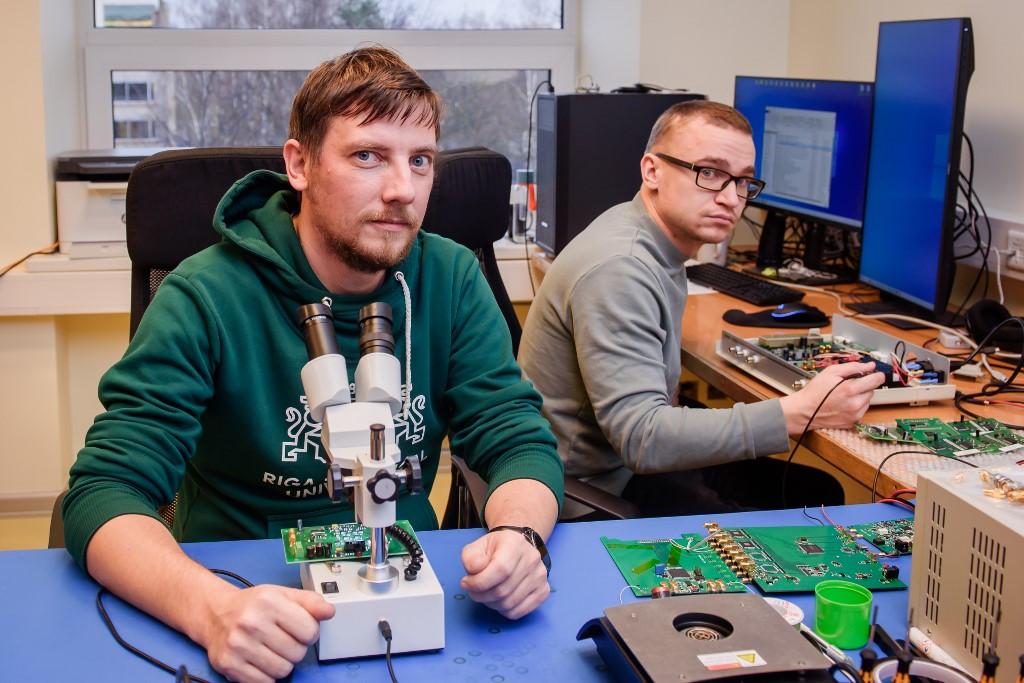 Laboratorio de desarrollo de dispositivo para ayudar a la Tierra a esquivar asteroides