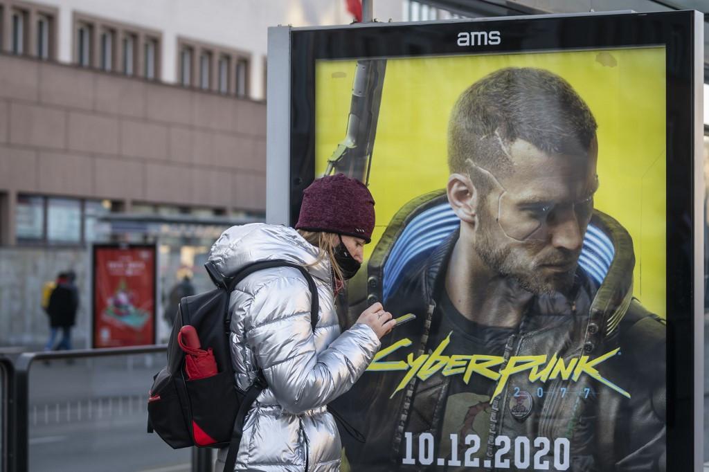 Buggy Cyberpunk 2077 recorta miles de millones de acciones de la compañía