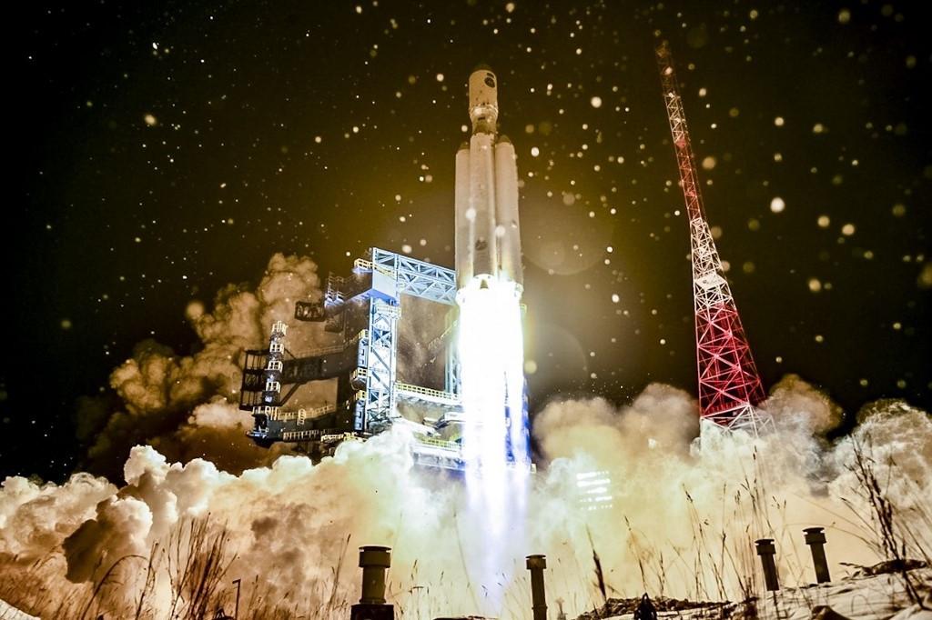 Rusia organiza el segundo lanzamiento 'exitoso' de un nuevo cohete