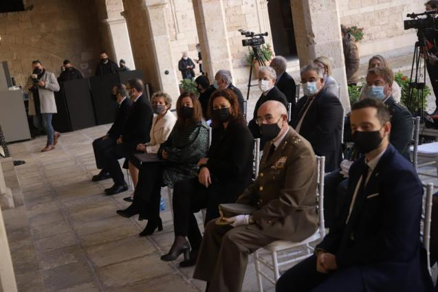 Event for Constitution Day in Palma, Mallorca