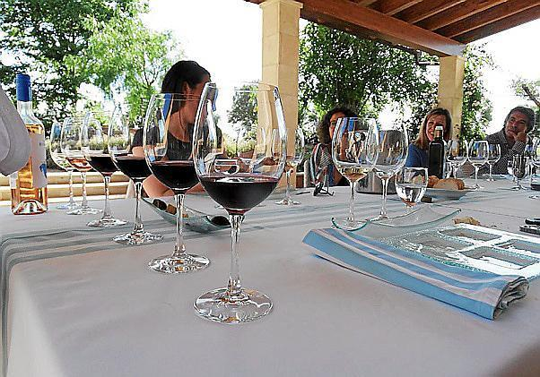 Local wines on your table