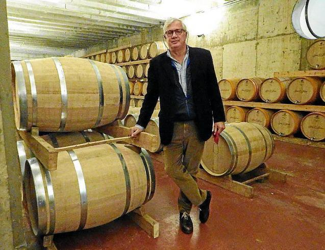 José Luis Roses explains that his grandfather José Luis Ferrer was a pioneer in the defense of Mallorcan wine and believed in the need to achieve a unique local distinction