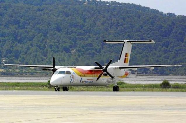 Air Nostrum plane.