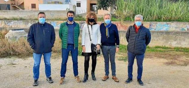 Bartomeu Gili, Antoni Amengual, Xisca Mora, Onofre Garcia & Sant Llorenç Mayor Mateu Puigròs.