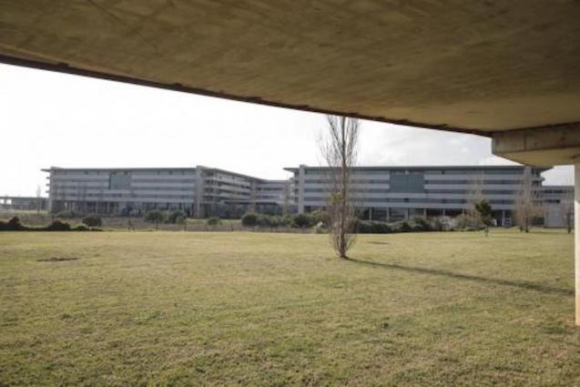 Son Espases Hospital, Palma.