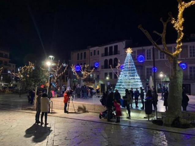 Christmas in Mallorca.