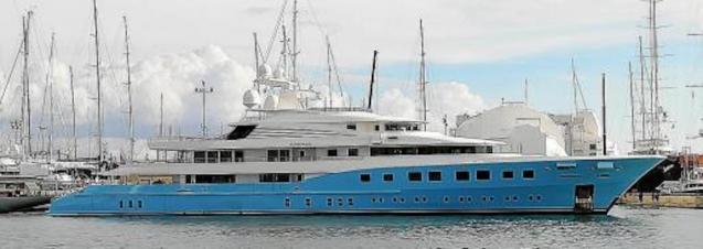 'Axioma' Superyacht.
