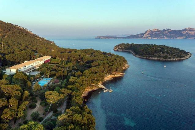 POLLENÇA - Pollença otorga la licencia de reforma al fondo que comprará el Hotel Formentor.