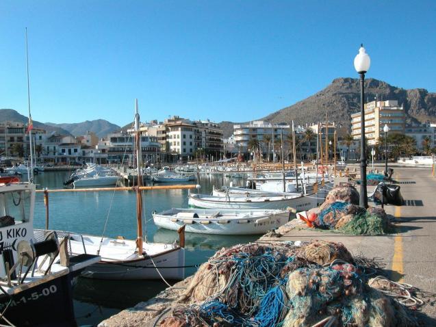 Puerto Pollensa, Mallorca