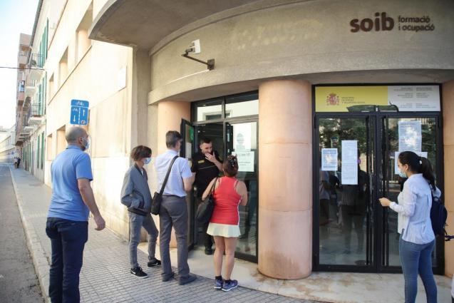 Employment office Palma, Mallorca