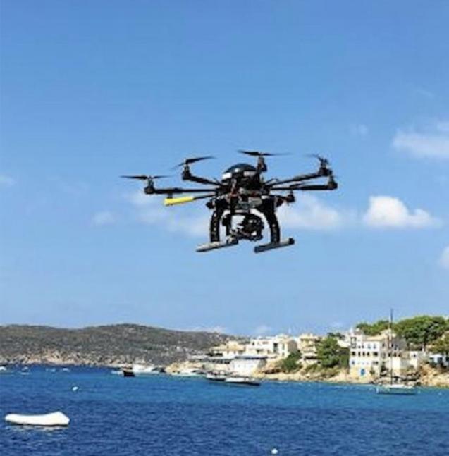 Drone, Mallorca.