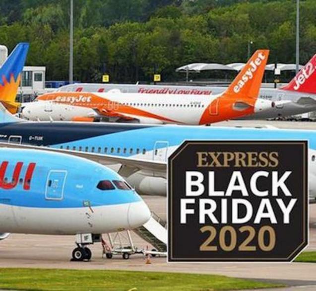 'Black Friday' travel.
