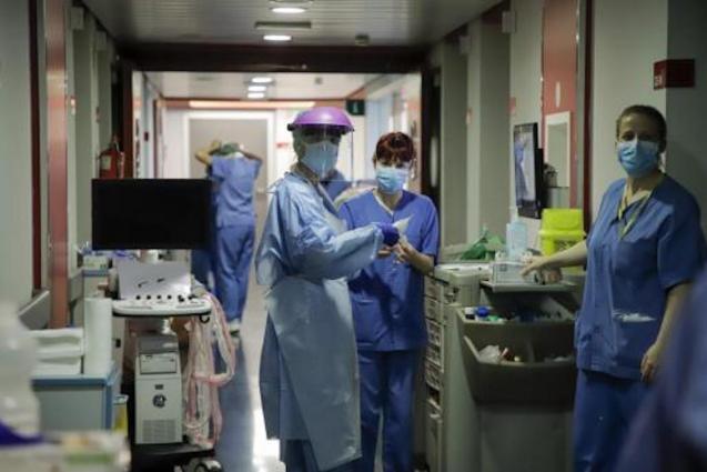 Son Espases Hospital ICU, Mallorca.